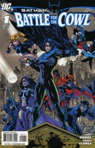 Batman-Battle For the Cowl 1