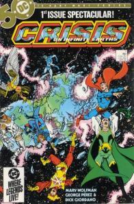Crisis on Infinite Earths 1