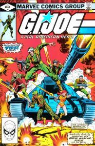 G.I. Joe-A Real American Hero 1