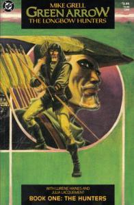 Green Arrow-The Longbow Hunters 1
