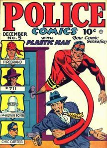 Police Comics 5