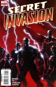 Secret Invasion 1