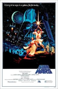 Star Wars Episode IV Poster