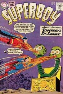 Superboy 89