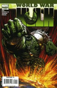 World War Hulk 1