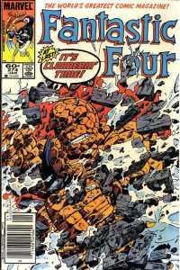 Fantastic Four 274