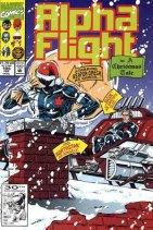 Alpha Flight 105
