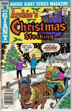 Archie Giant Series 512