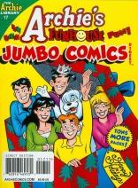 Archie's Funhouse Jumbo Comics 17