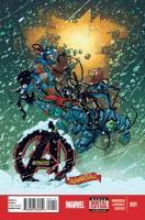 Avengers V5 Annual 1
