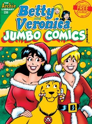 Betty and Veronica Jumbo Comics 238