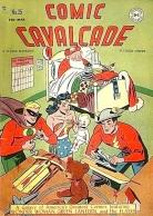 Comic Cavalcade 25