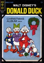 Donald Duck Christmas Album 1964