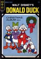 Donald Duck Christmas Album 1964