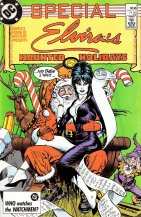 Elviras Haunted Holidays 1