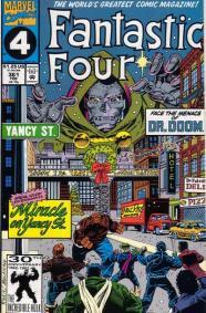 Fantastic Four 361