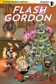 Flash Gordon 2014 Holiday Special b