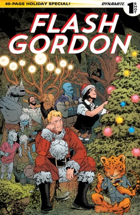 Flash Gordon 2014 Holiday Special