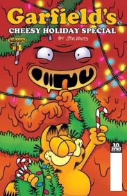 Garfield's Cheesy Holiday Special