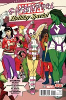 Gwenpool Holiday Special 1