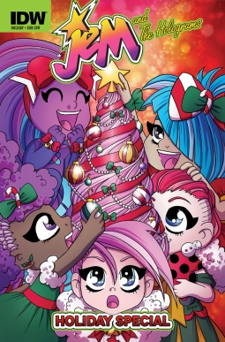 Jem and the Holograms Holiday Special 1