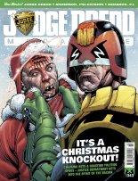 Judge Dredd Megazine 343