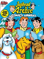 Jughead and Archie Comics Annual 17