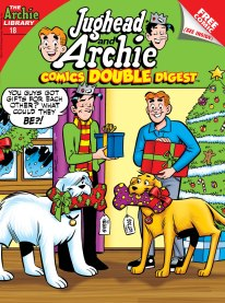 Jughead and Archie Comics Annual 18