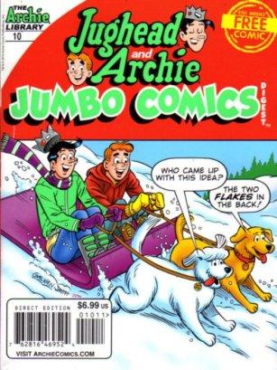 Jughead and Archie Jumbo Comics 10