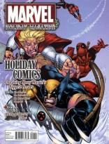 Marvel Holiday Magazine b