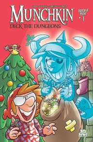 Munchkin-Deck the Dungeon 1