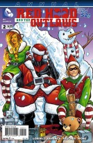 Red Hood and the Outlaws Annual 2