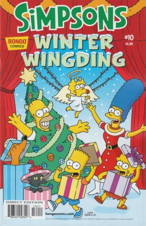 Simpsons Winter Wingding 10