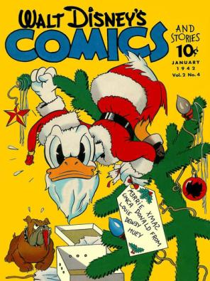 Walt Disneys Comics and Stories 16