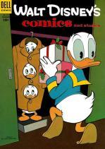 Walt Disneys Comics and Stories 171