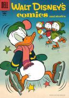 Walt Disneys Comics and Stories 197