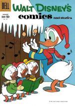 Walt Disneys Comics and Stories 232