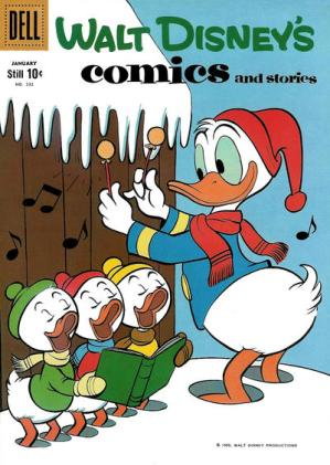 Walt Disneys Comics and Stories 232