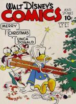 Walt Disneys Comics and Stories 4