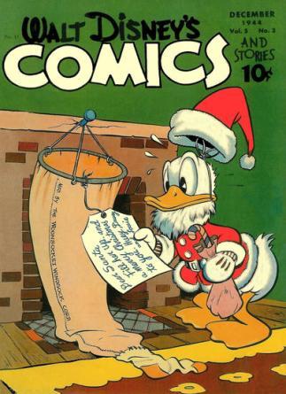 Walt Disneys Comics and Stories 51