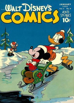 Walt Disneys Comics and Stories 52