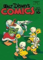 Walt Disneys Comics and Stories 64