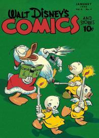 Walt Disneys Comics and Stories 64