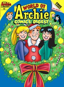 World of Archie Comics Digest 45