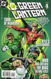 Green Lantern Secret Files 1
