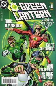 Green Lantern Secret Files 1