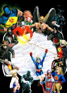 Justice Society of America ufV3 1