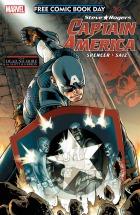 Captain America FCBD 2016