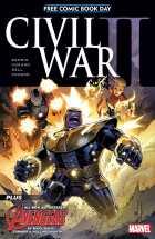 Civil War II FCBD 2016