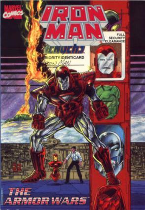 Iron Man-The Armor Wars